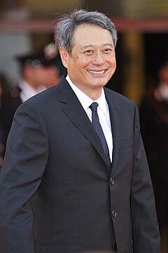 Ang Lee em 2009 .