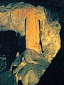 Angel formation at Dan-yr-Ogof show cave - geograph.org.uk - 270150.jpg