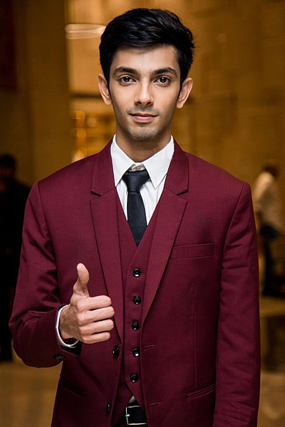 Picture of a band or musician: Anirudh Ravichander