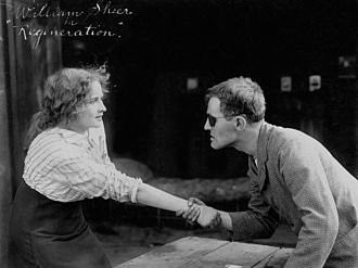 Regeneration (1915 film) - Anna Q. Nilsson and William Sheer