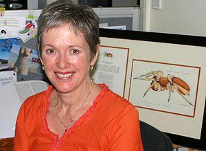 Anne Jones (writer) - Image: Annejoneswriter 2011