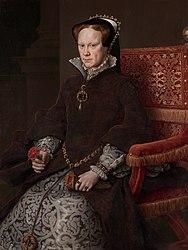Antonis Mor: Mary Tudor