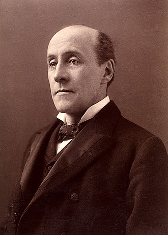 Anthony Hope - Photo of Sir Anthony Hope Hawkins by Alfred Ellis & Walery