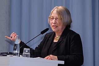 Antje Vollmer German politician