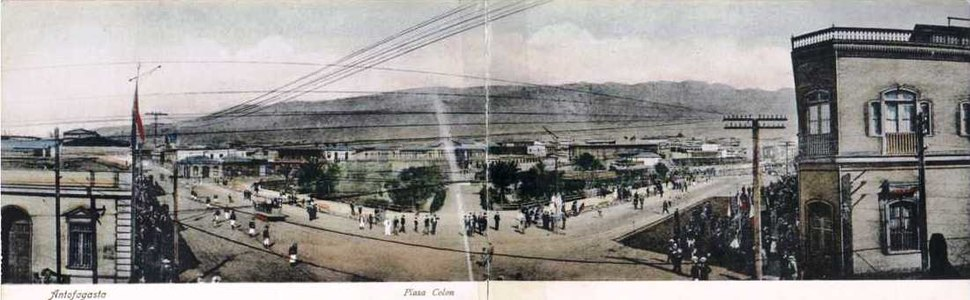 Antofagasta Plaza Colon