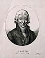 Antoine, Baron Portal. Lithograph. Wellcome V0004752.jpg