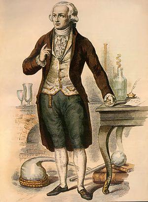 Hydrogen - Antoine-Laurent de Lavoisier