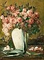 Anton Müller-Wischin - Rosenstrauß (bouquet of roses).jpg