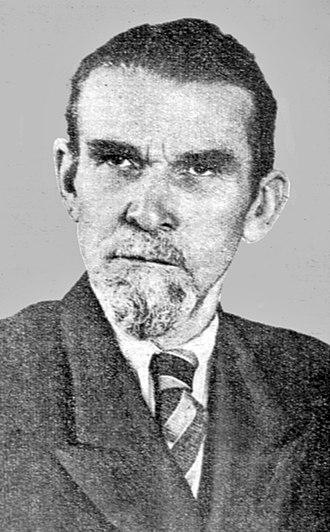 Antoni Bolesław Dobrowolski - Image: Antoni Boleslaw Dobrowolski Polish explorer