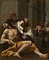 Antonio de Bellis Saint Sébastien soigné par sainte Irène.jpg