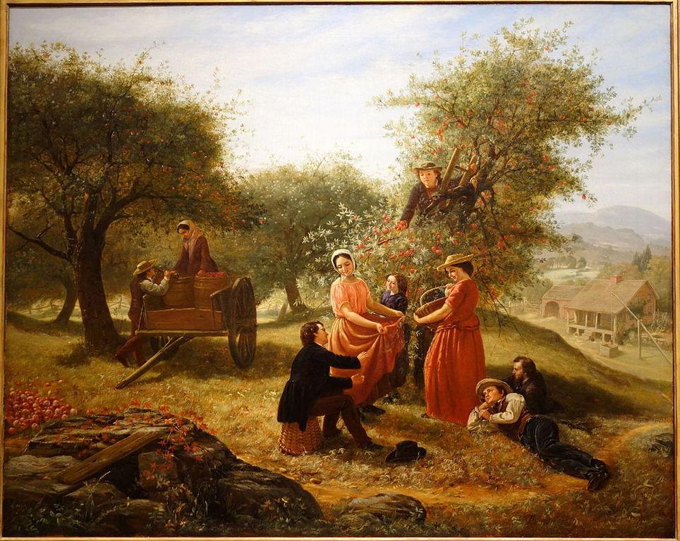 Erome Thompson Oil Painting