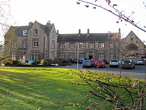 Appleby Grammar School - Image: Appleby Grammar School