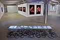 """Arbeiten von Franziska Rutishauser, Ausstellungssituation """"Utopia Garden"""" im Kunst(Zeug)haus Rapperswil-Jona, Obergeschoß, 2019.jpg"""