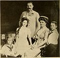 Archduke Franz Ferdinand of Austria, his wife and children.jpg