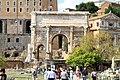 Arco di Settimio Severo (202-203 d.C.) - panoramio.jpg