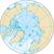 Mapo de Arkta Oceano