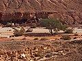 Ardon Creek, Ramon Makhtesh, Negev, Israel נחל ארדון, מכתש רמון, הר הנגב - panoramio.jpg