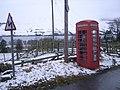 Ardtalnaig Telephone Kiosk - geograph.org.uk - 678070.jpg