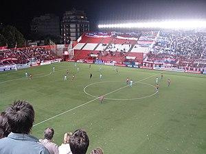 Estadio Diego Armando Maradona - Image: Argentinos Juniors Stadium