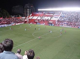 2011–12 Copa Argentina - Image: Argentinos Juniors Stadium