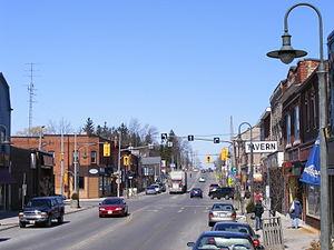Caledonia, Ontario - Argyle Street