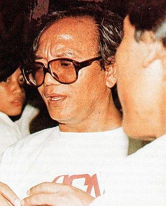 Pengkhianatan G30S/PKI - The film was directed by Arifin C. Noer.