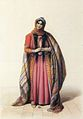 Armenian lady from Isfahan 1850.jpg