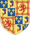 Arms of Francis, Dauphin of France & King of Scots.PNG