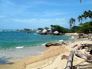 Tayrona National Natural Park - Image: Arrecifes