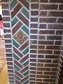 ArtMoor 2 June 2012 Fireplace Bricks Detail 2.JPG