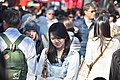 Asakusa - people leaving Senso-ji 17 (15576281297).jpg