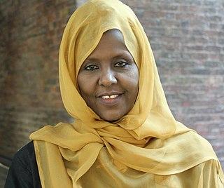 Asha Haji Elmi Member of Federal Parliament; peace activist