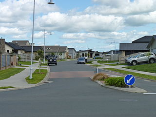 Ashmore, New Zealand Suburb in New Zealand