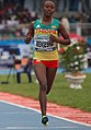 Asnakesh Awoke of Ethiopia at the 2018 African Championships.jpg
