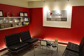 Astellas Pharma Japanese pharmaceutical company