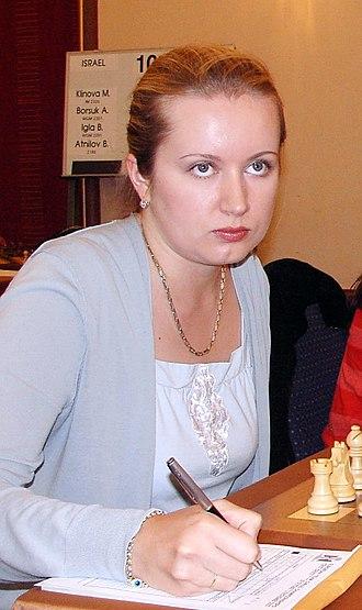 Ekaterina Atalik - Image: Atalik Ekaterina