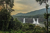 Tourism in Kerala - Athirappally Water Falls