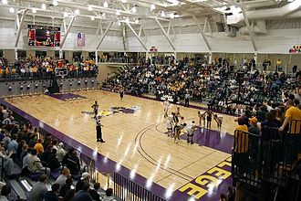 Loras College - The Loras Athletic and Wellness Center (November 2007)