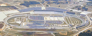 Atlanta Motor Speedway Motorsport track in the United States