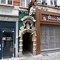 Au Bon Vieux Temps, Impasse Saint-Nicolas 4, Bruxelles, Бельгия - panoramio.jpg