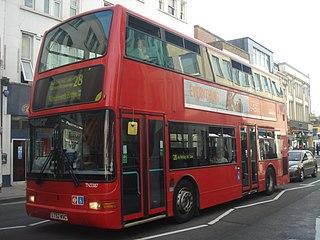 Buses in London