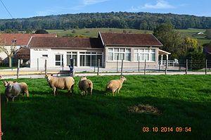 Aubigny-lès-Sombernon - The Community Hall