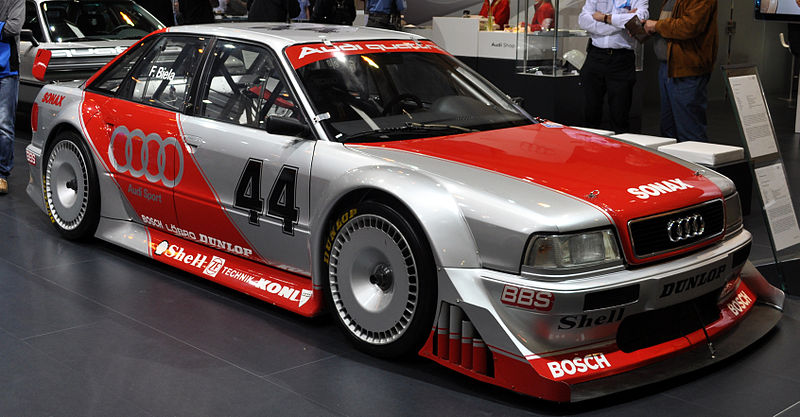 File Audi 80 B4 1 Jpg Wikimedia Commons