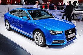 Audi A5 Wikipédia