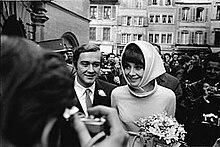 Dotti e Audrey Hepburn
