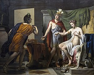 Générosité d'Alexandre