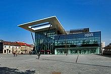 703247a0d7a Zoznam nákupných centier v Košiciach – Wikipédia