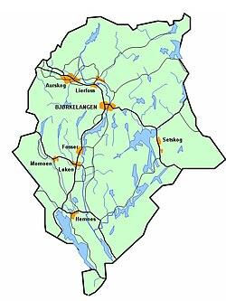 kart over aurskog høland kommune Aurskog Høland – Wikipedia kart over aurskog høland kommune