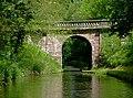 Avenue Bridge on the Shropshire Union Canal near Brewood - geograph.org.uk - 1350762.jpg