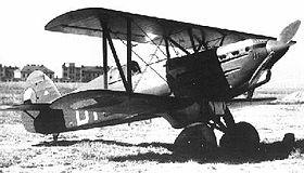 Avia B.534.IV de la 42e letka